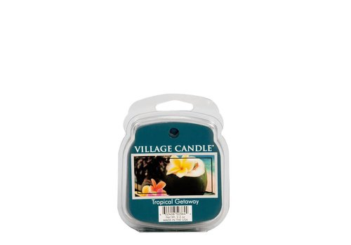 VILLAGE CANDLE VILLAGE CANDLE - TROPICAL GETAWAY WAXMELT