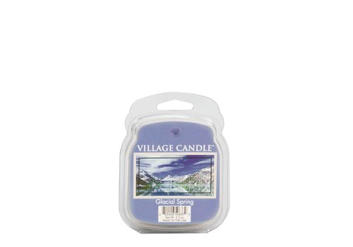 VILLAGE CANDLE WAXMELT - GLACIAL SPRING