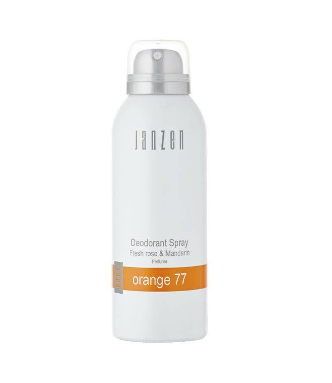 JANZEN JANZEN DEODORANT SPRAY ORANGE 77
