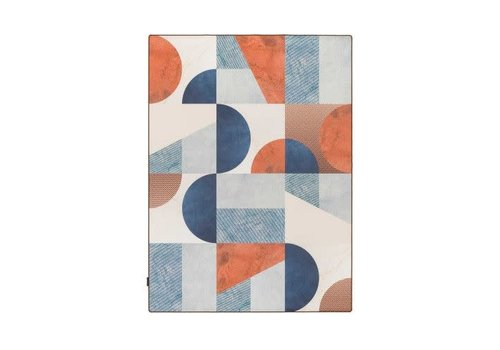 TARKETT TARKETT - MIXED MATERIALS BLAUW