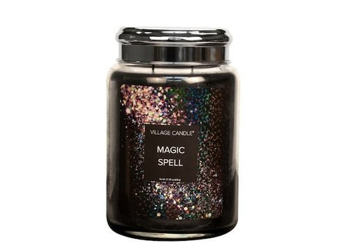 VILLAGE CANDLE FANTASY COLLECTION - MAGIC SPELL