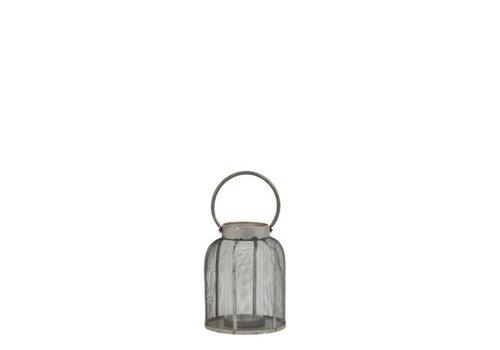 LIGHT & LIVING WINDLICHT - Ø10X32 RUBANO TIN KOPER