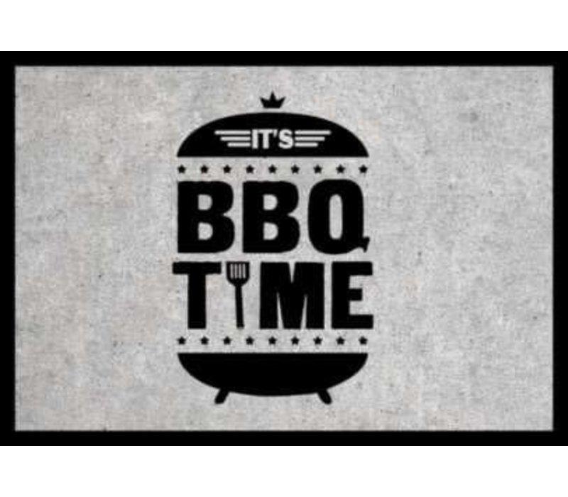 BBQ MATTEN - BBQ TIME 50X75