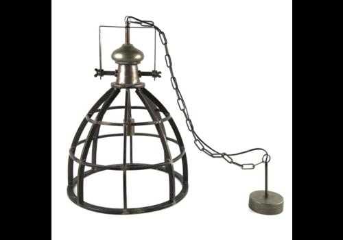 COUNTRYFIELD LAMP - BARBERA M DONKER GRIJS