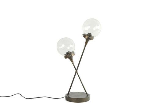 COUNTRYFIELD STAANDE LAMP - ALAIN SMALL KOPER