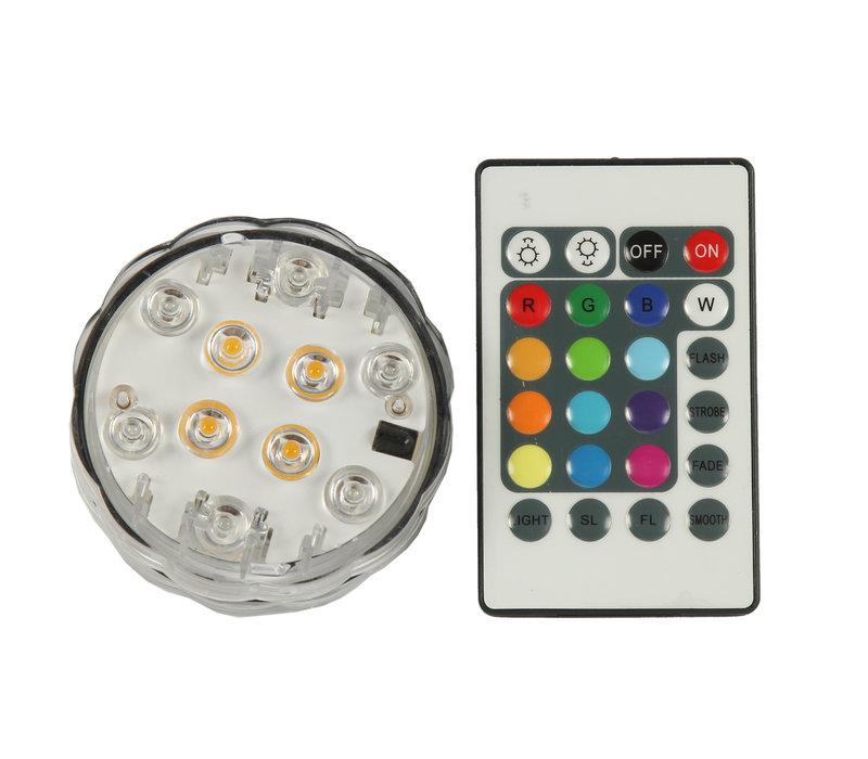 LED LAMP - FLASH & FLAME