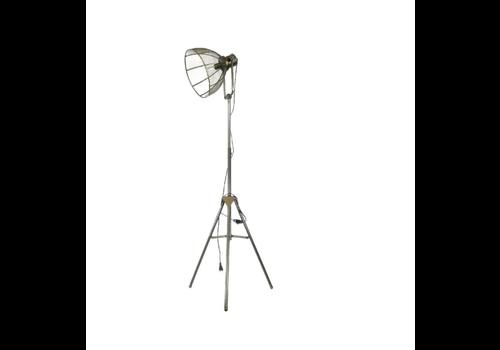 GOEDEGEBUURE STAANDE LAMP - OPEN KAP