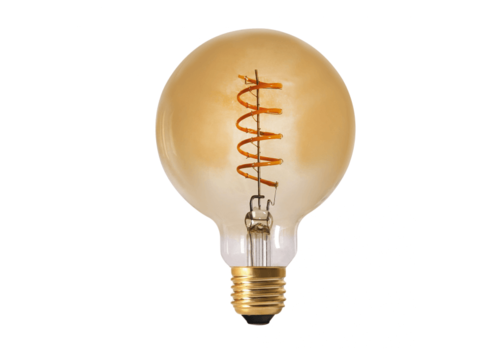 ANNA COLLECTION LED RETRO BULB SPIRAL 125X175MM