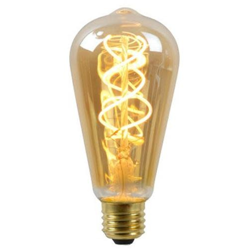 LED RETRO BULB SPIRAL 64X145 MM