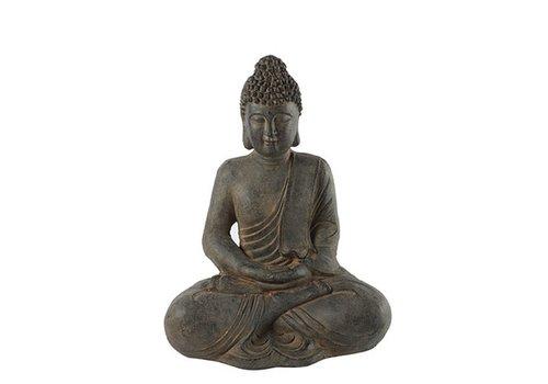 COUNTRYFIELD Boeddha Ramesh S donker grijs