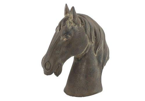 COUNTRYFIELD Paard hoofd Jaimy L bruin