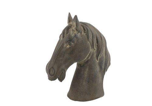 COUNTRYFIELD Paard hoofd Jaimy M bruin