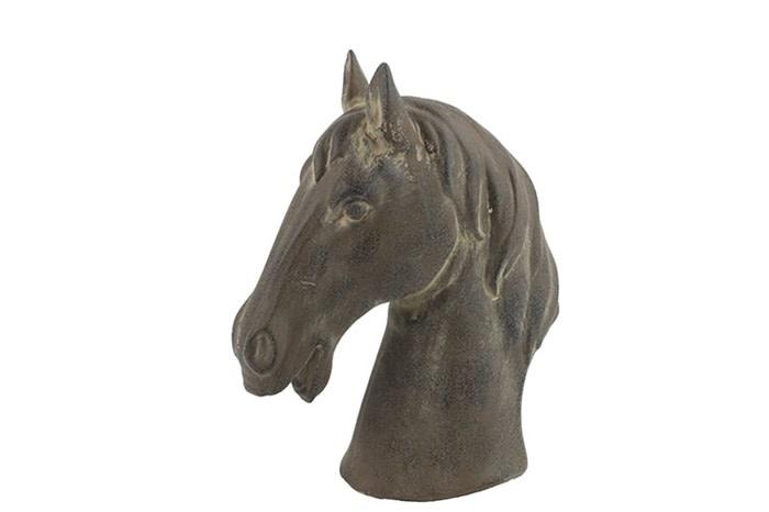 Paard hoofd Jaimy M bruin