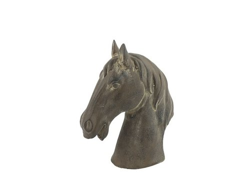 COUNTRYFIELD Paard hoofd Jaimy S bruin
