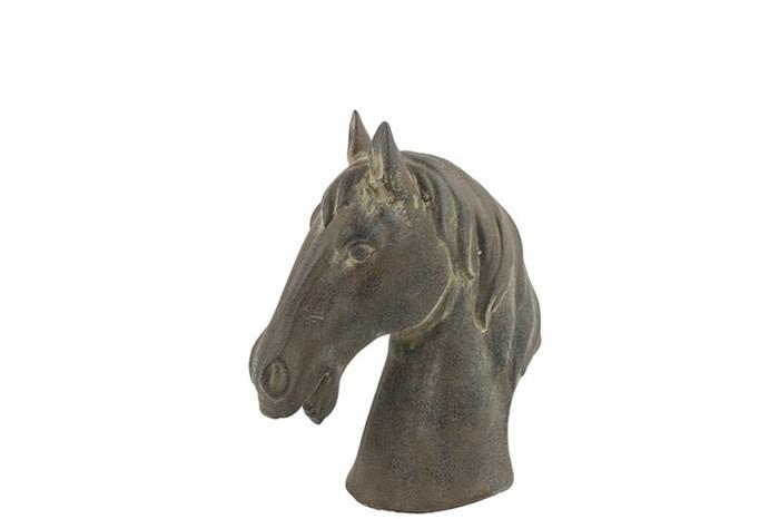 Paard hoofd Jaimy S bruin