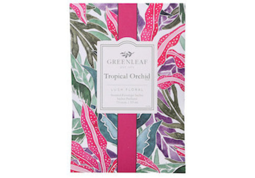 TROPICAL ORCHID LARGE SACHET