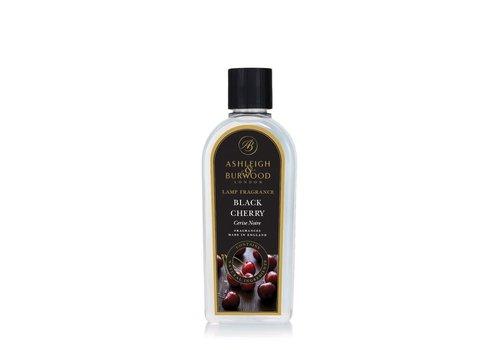 ASHLEIGH & BURWOOD BLACK CHERRY 500ML LAMPE OIL