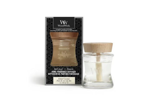 ISLAND COCONUT SPILL-PROOF HOME FRAGRANCE DIFFUSER