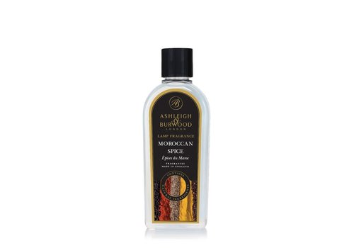 ASHLEIGH & BURWOOD MOROCCAN SPICE 500ML LAMPE OIL