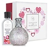 ASHLEIGH & BURWOOD ROSE QUARTS FRAGRANCE LAMP + 250ML ROMANCE
