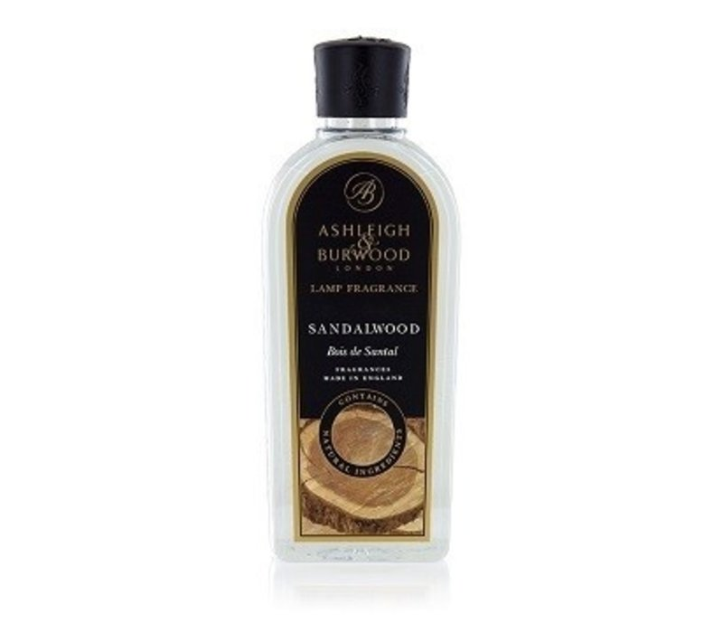SANDALWOOD 500ML LAMPE OIL