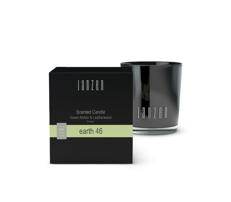 SCENTED CANDLE - EARTH 46