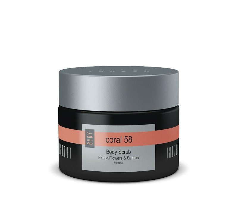 Body Scrub - Coral 58