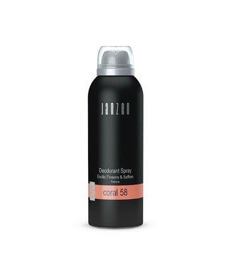 JANZEN Deodorant spray - Coral 58