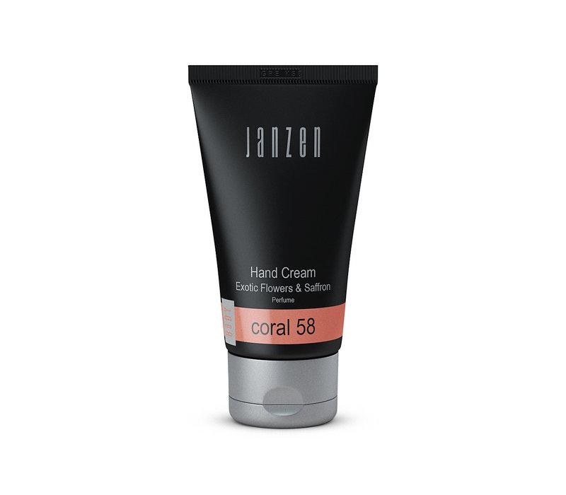 Janzen Hand Cream - Coral 58