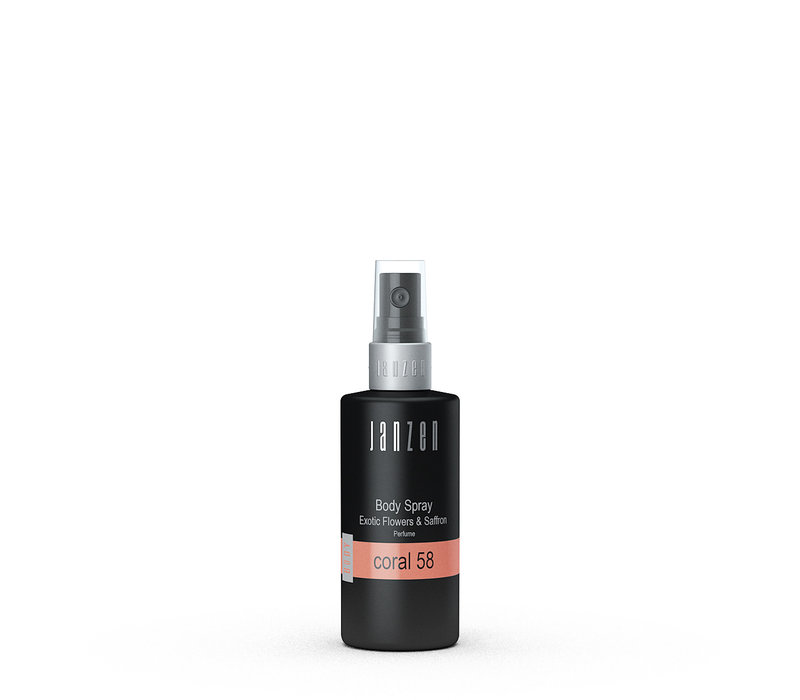 Body spray - Coral 58