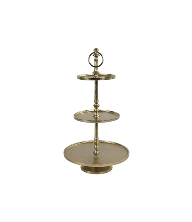 COUNTRYFIELD ETAGERE RO FAYA L GOLD