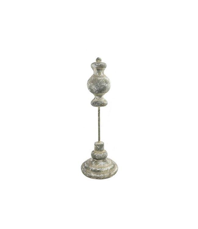 Ornament A Dewy S grijs