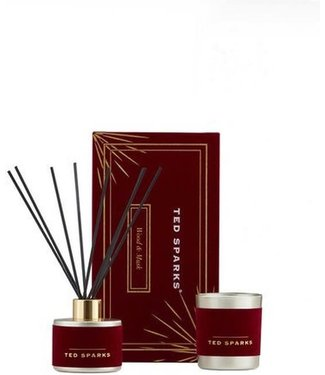 TED SPARKS GIFTBOX - WOOD & MUSK