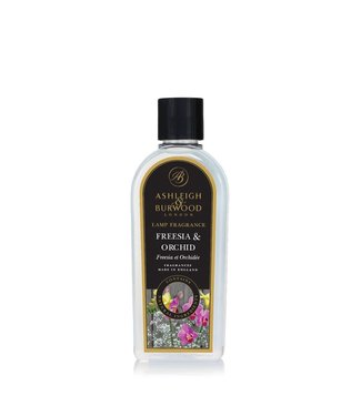 ASHLEIGH & BURWOOD FREESIA ORCHID 500ML LAMPE OIL