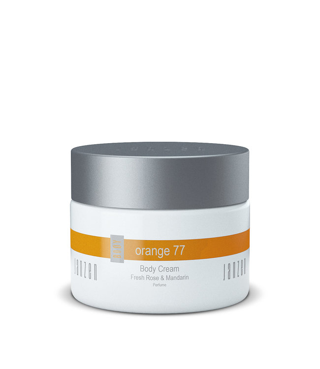 JANZEN JANZEN BODY CREAM ORANGE 77