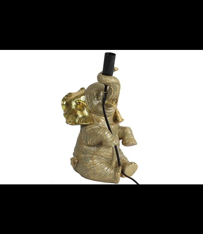 COUNTRYFIELD TAFELLAMP OLIFANT E14 ORWELL GOLD