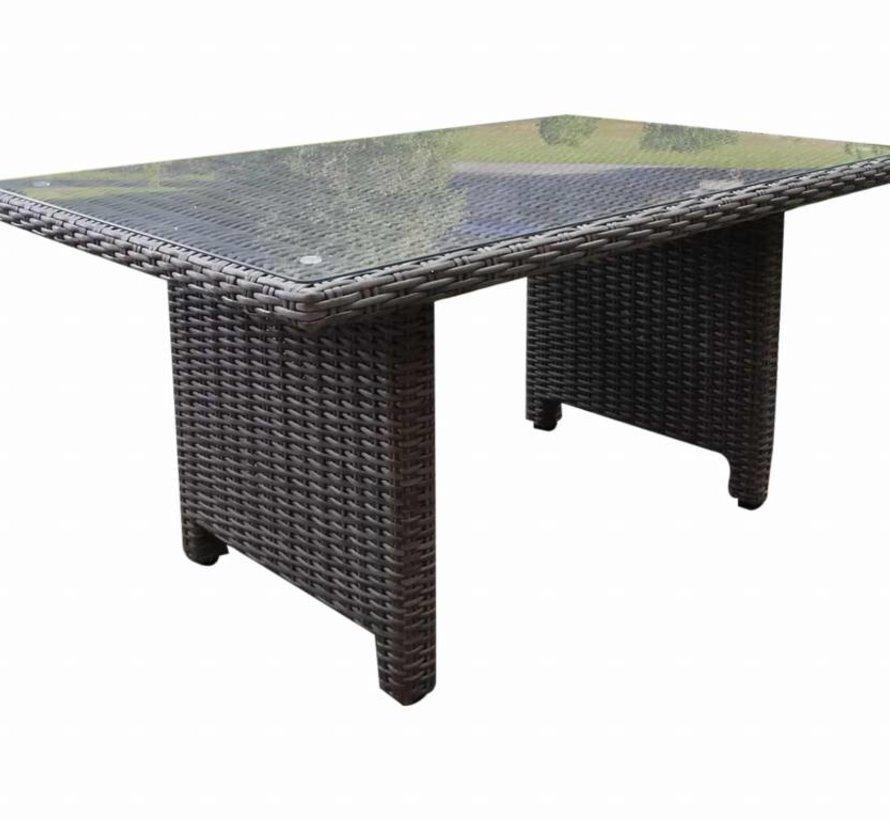 Adora Cosy lounge-dining tafel 150x90xH72 cm