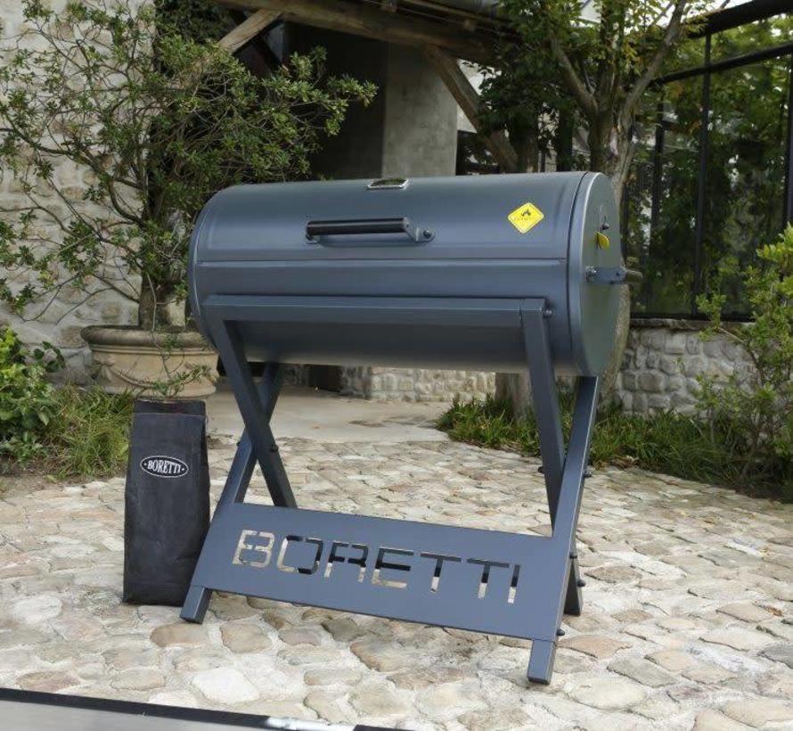 Barilo houtskoolbarbecue Boretti