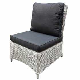 AVH-Collectie Bilbao XL middenelement wit grijs