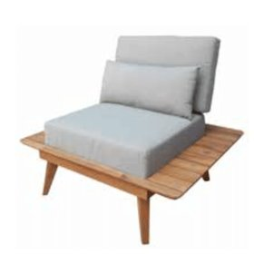 AVH-Collectie Butterfly lounge tuinstoel acacia