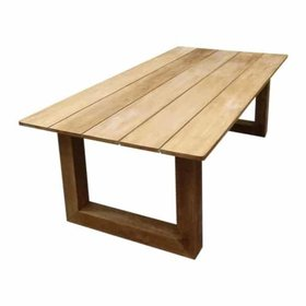 AVH-Collectie Cannes lounge tuintafel teak