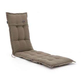 Madison Deckchair ligbed kussen 200x50 cm Rib liver