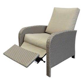 AVH-Collectie Diva lounge tuinstoel bruin