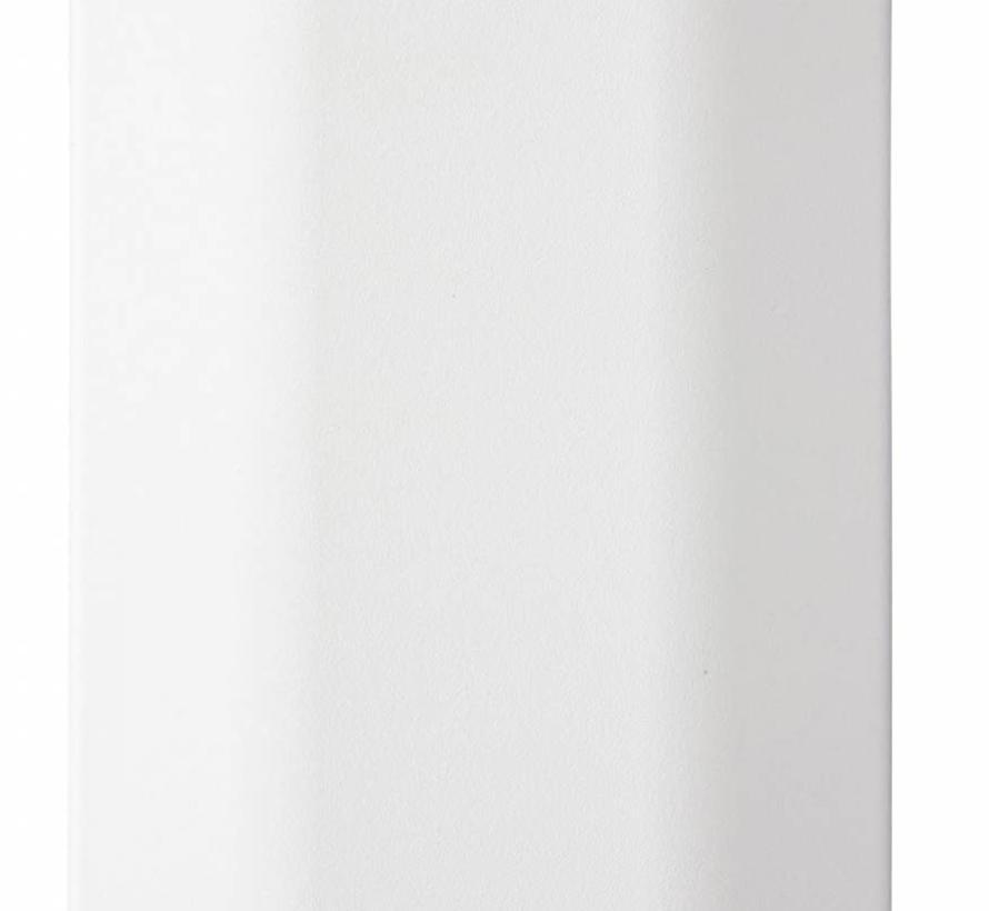 Challenger T2 zweefparasol 300x300 cm wit