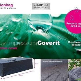 Garden Impressions Kussentas 125x32xH50 cm – Coverit