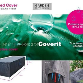 Garden Impressions Ligbedhoes 210x76xH40 cm – Coverit