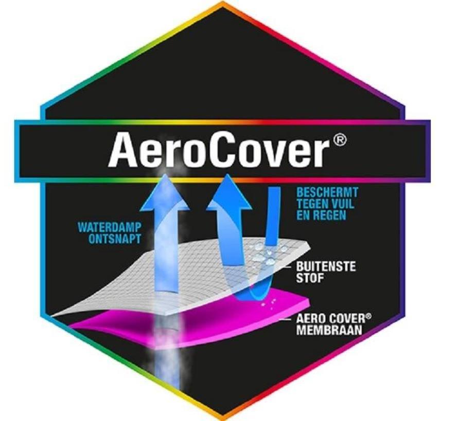 Loungesethoes 255x255xH70 cm – AeroCover