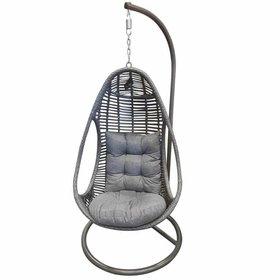 AVH-Collectie Marlusa hangstoel – ei vorm