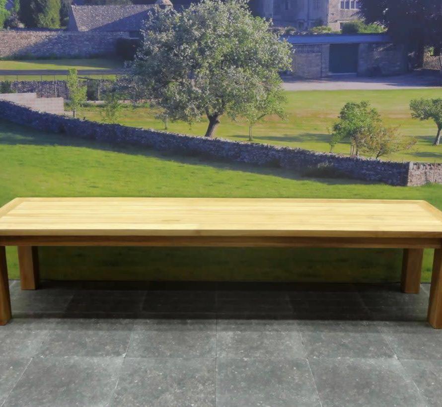 Minerva tuinbank 150 cm teak