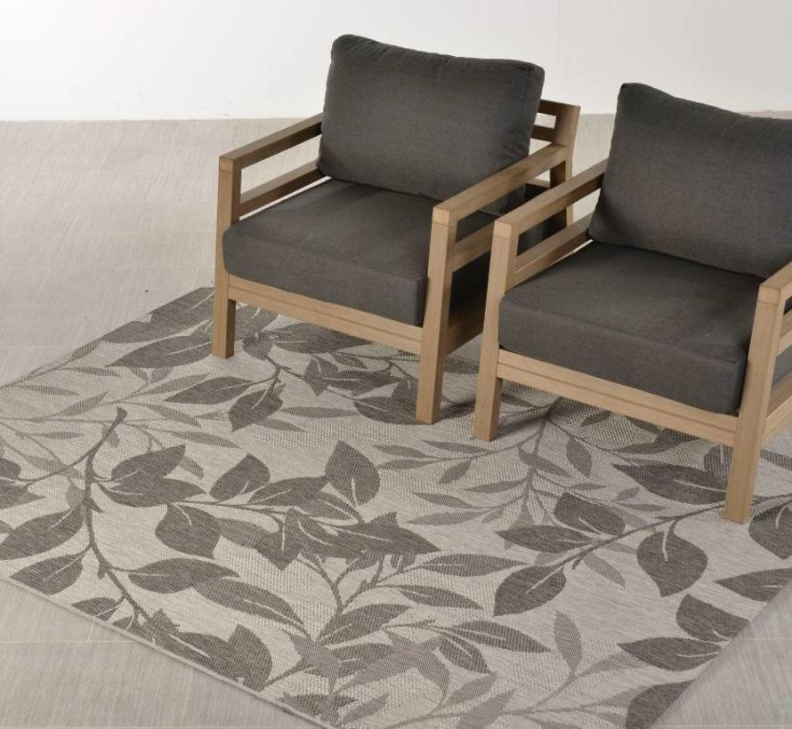 Naturalis buitenkleed 200x290 cm forest leaf